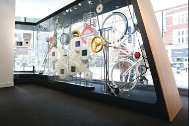 The first true Google shop is aimed at the connected consumer and is an instance of the increasing tendency of internet brands to head for the high street.